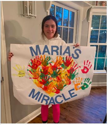 Maria's Miracle