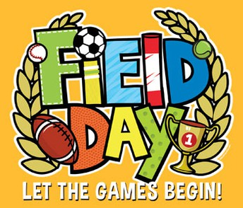 Field Day is Friday, June 14!