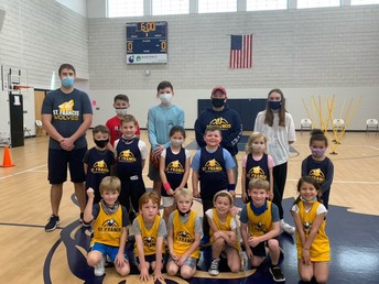 SFCS Developmental Basketball League