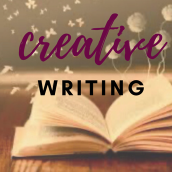 Creative Writing Every Wednesday 2:30pm to 3:30pm