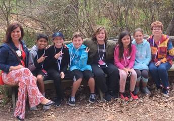 Del Sur Students Explore Colonial Sites & More