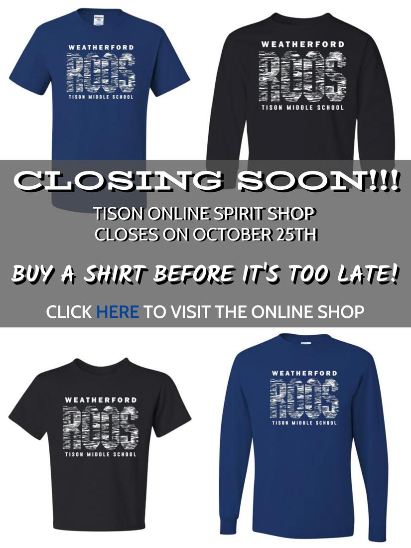 Tison Online Spirit Shop