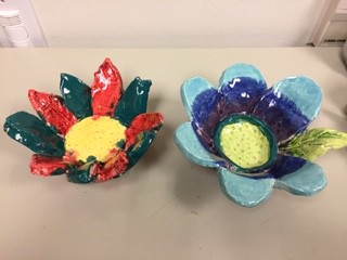 Spring Art Show and Empty Bowls Event