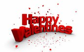 Valentines Parties, Wednesday, February 13th