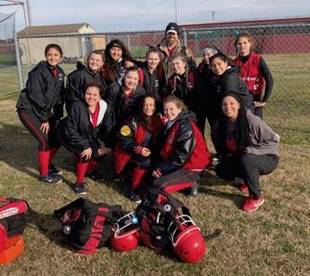 Lady Leopard Softball District Kick Off