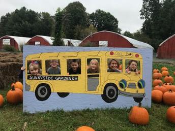 Kindergarten Visits Sunnyside Gardens