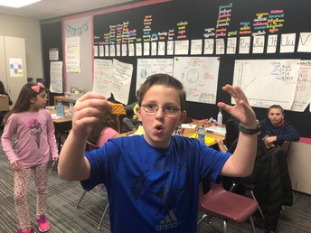 It's a parallelogram......when math and snack  collide!