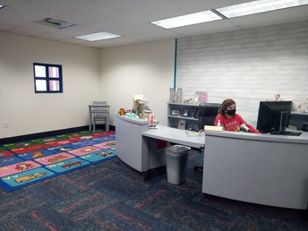Library Remodel