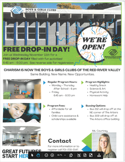 Boys and Girls Club of Red River Valley