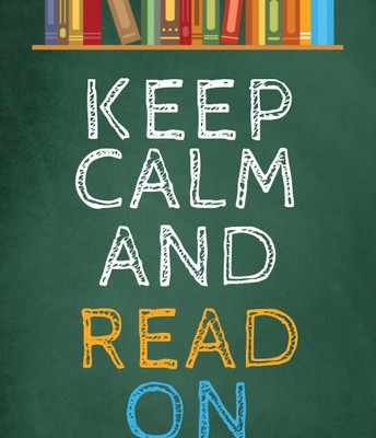 Keep Reading and Ask a Librarian for Help!
