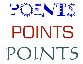 points points points