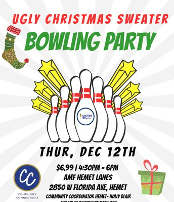 Ugly Sweater Bowling