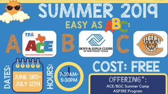 Summer ACE Program