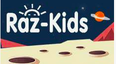 RAZ Kids/Reading is available for Kinder - 5th