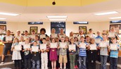 Bartley 4th Grade (test as 3rd Graders)