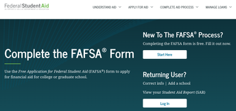 Step 3: File Your FAFSA