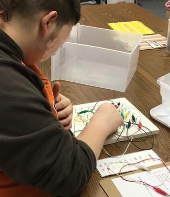 A pre-circuity task