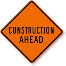 Roadwork Planned
