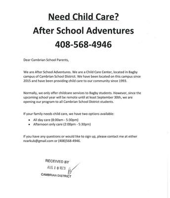Afterschool Adventures