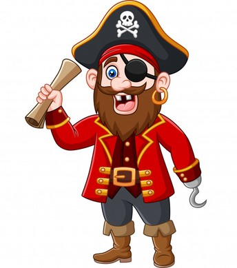 AHOY MATEYS! CHOOSE-YOUR-OWN-ADVENTURE PIRATE EVENT!