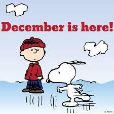 Week of November 30 - Decembe 4