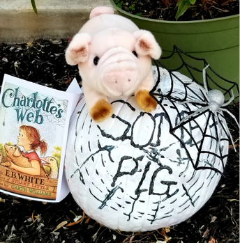Honorable Mention: Charlotte's Web by: Karsyn B