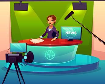 Digital Morning News Anchors