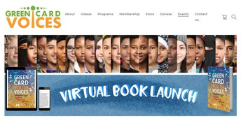 Green Card Youth Voices: Upstate New York Book Launch