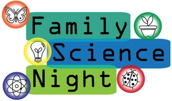 Virtual Science Night Sign-up Extended!!