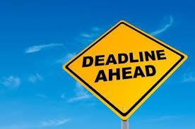 7th Grade Solo Project Deadline Approaching!