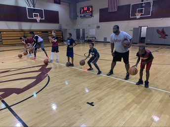 Basketball Camp for the Community