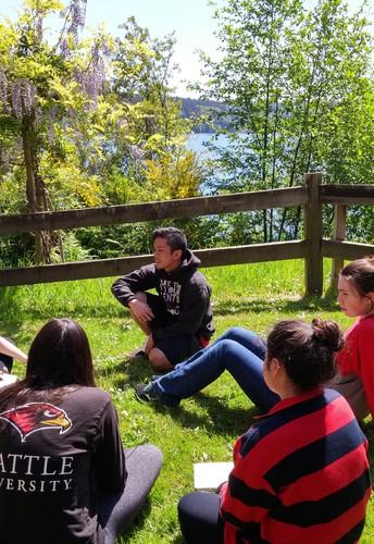 campus ministry sponsored retreats