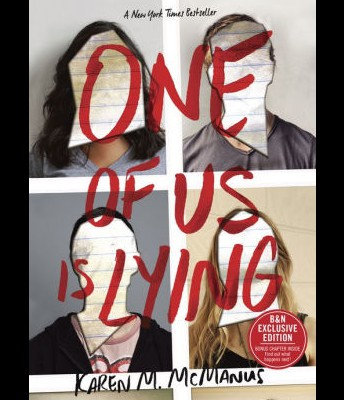 One of Us is Lying by Karen McManus