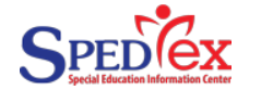 SpedTex Reading & Academic Resources