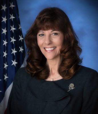 Mrs. Carolyn Wilson, Board President