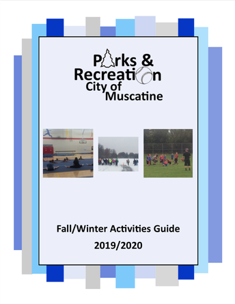 Muscatine Parks & Rec Fall/Winter Brochure
