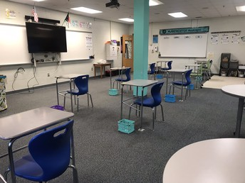 Physical Distancing in the Classroom