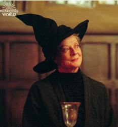 3. TAKE the Minerva McGonagall finish the quote quiz.