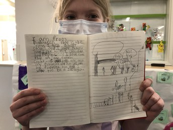 Kaylee's Poem - I Am From