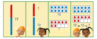 Topic 10: Decompose Numbers 11 to 19