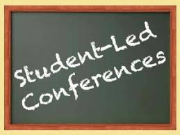 Student-Led Conference Reminder - Book Today!