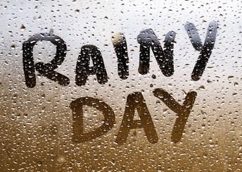 Rainy Day Morning Drop Off Procedure--Addendum to the Family Handbook