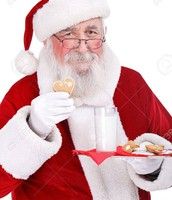 7th:  Cookies and Cocoa with Claus