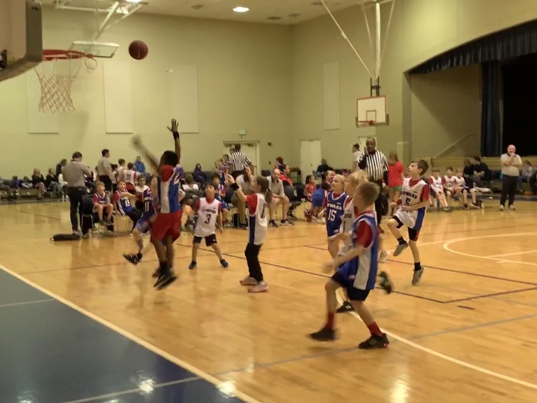 Asbury basketball