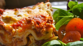 LASAGNA Is What's For Dinner this Wednesday Night!