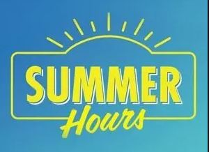 Summer Office Hours for Schools & Sites - Closed July 1st & 2nd