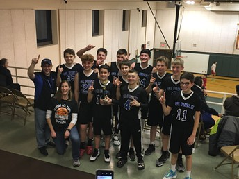 Coach Falk's 5/6 Boys pulled off a huge turnaround to win their division!