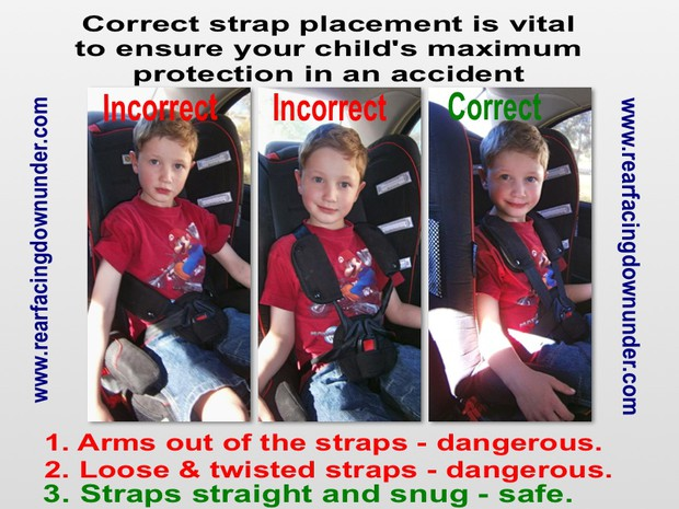 Car Seat Inspections In The Community
