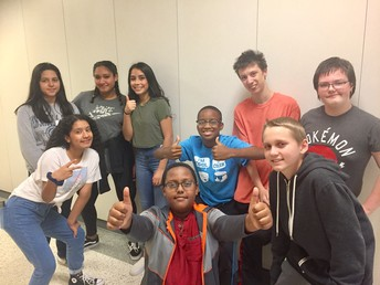 Nine Hernandez Students Were Selected for the TMEA Region Choir