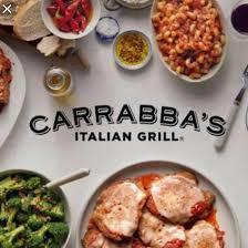 Carrabbas Restaurant Day - All Day January 19th